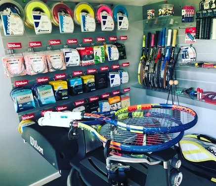 istringrackets stringing machine