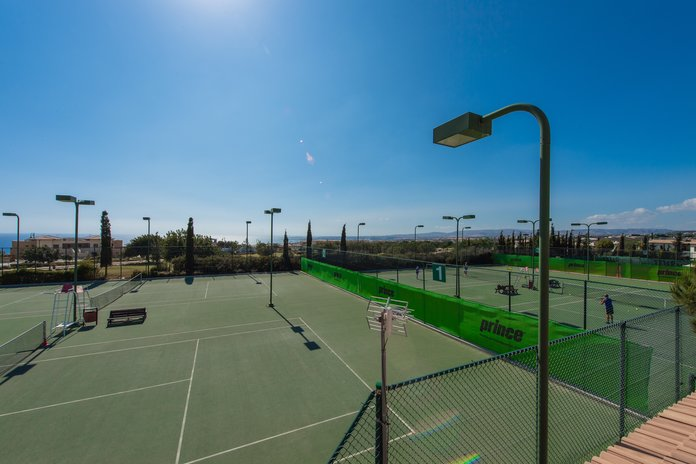 Overview Hard Courts