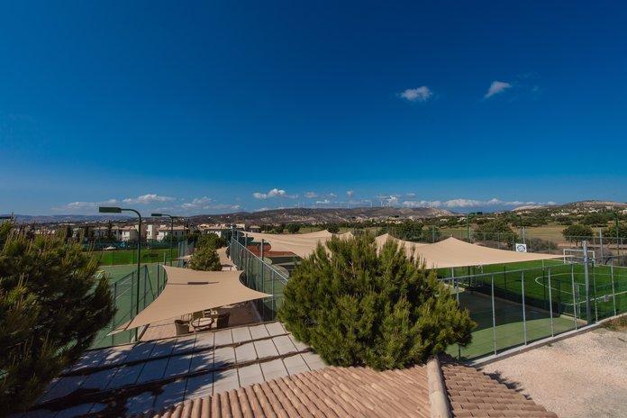 Tennis Academy Aphrodite Hills