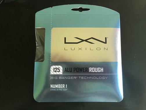 Luxilon Alu Power Rough