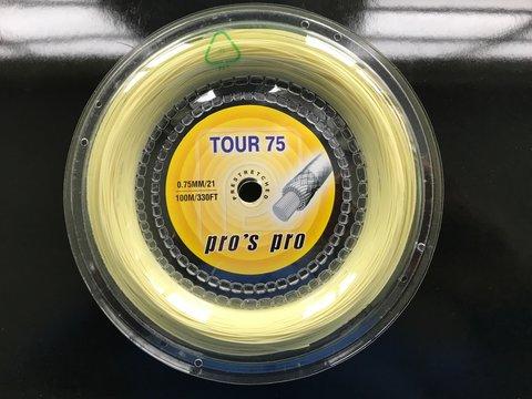 Pro's Pro Tour 75