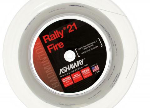Ashaway Rally 21 Fire